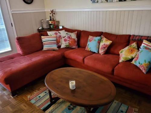 Super Comfy Couch. Cozy Up
